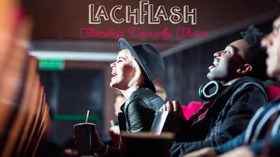 LACHFLASH COMEDY +++ Die verrückteste Stand-Up-Comedy Show B...