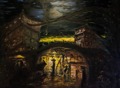 Lars Köpke - Ausstellung Malerei