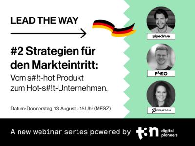 Strategien für den Markteintritt: Use-Case Deutschland. Vom ...