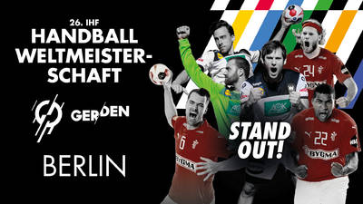 2019 IHF Handball WM - Fanzone live + Aktionen in Verti Musi...