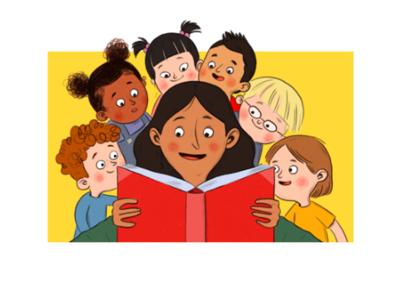 """Librileo Lesestunde im Interkulturellen Familienzentrum """"Fam..."""