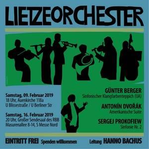 Winterkonzert des Lietzeorchester