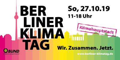 Berliner Klimatag 2019