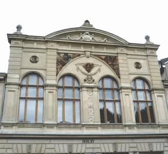 Historische Führung durch das Quartier der Badstraße