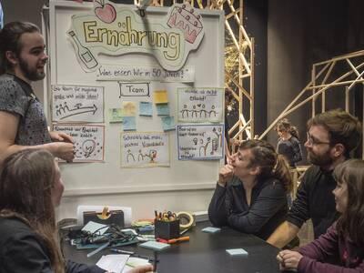 Design Thinking Workshop - Open Lab Abend (Online Workshop)