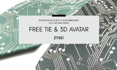 Fashion-Tech Event: Maßgeschneidertes Hemd und 3D Avatar in ...