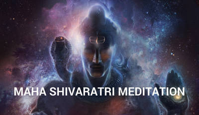 Maha Shivaratri Meditation