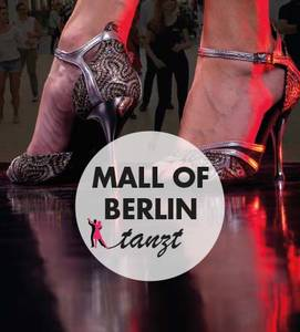 Mall of Berlin tanzt – Discofox