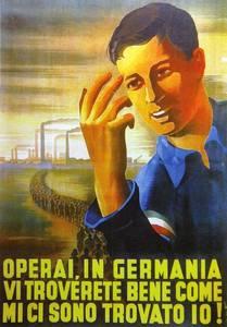 Buchvorstellung Brunello Mantelli: Italienische Arbeiter in ...