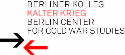 Logo: Berliner Kolleg Kalter Krieg e.V.