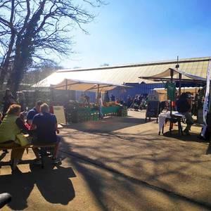 Stadtfarm Markttag mit Partnern