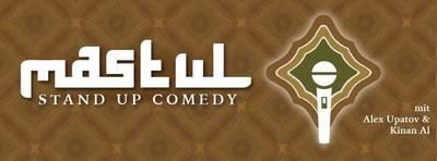 ABGESAGT Mastul Stand-Up Comedy Im Wedding