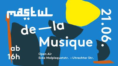 Mastul de la Musique - Open Air, Sonne!