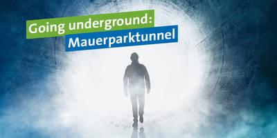 Erlebnisbericht: Im gigantischen Mauerpark-Tunnel wandern