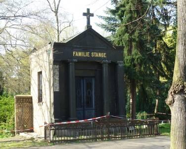 Friedhofs-Führung im Soldiner Kiez