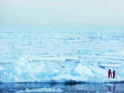 Klimawandel in der Arktis. Ist die große Schmelze noch zu st...