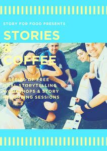 ✿ ✿ ✿ STORIES & COFFEE ​​✿ ✿ ✿ free workshop on oral sto...