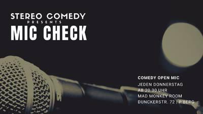 Stereo Comedy Berlin