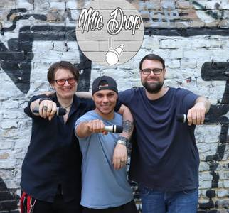 Mic Drop - Stand-up-Comedy & Live Podcast! (31.8.19)