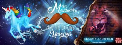 Sonntags Galaxy Pop mit DJ Mister Moustache