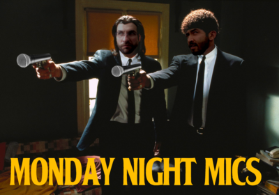 Monday Night Mics (Free English Comedy)