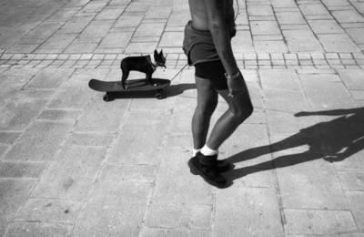 Dieter Matthes  Street Life – vier Jahrzehnte