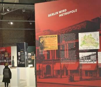 Aufbruch und Reformen - Ausstellungsblick Museum Pankow