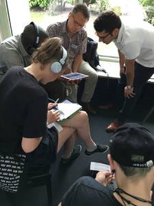 Workshop | Appmusik - Musikproduktion und Musizieren mit App...