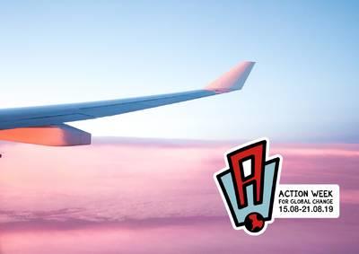 Action Week for Global Change: Workshop Nachhaltig Reisen?