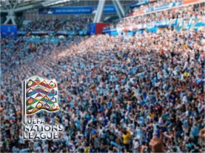 Croatia vs England + Estonia vs Finland Nations League in Kr...