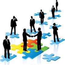 Netzwerk-Stammtisch = runder Tisch = gemeinsame Synergien fi...