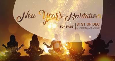New Year's Meditations 2019/20