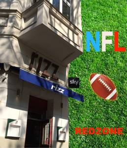 NFL American Football every sunday in Kreuzberg Graefekiez