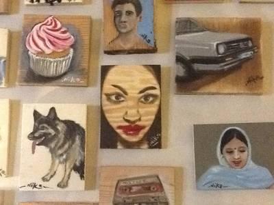 Ausstellung vom Streetart Künstler Niko