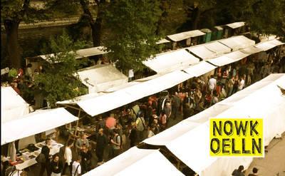 Nowkoelln Flowmarkt am Maybachufer