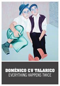 """Ausstellung """"Everything Happens Twice"""" von Doménic..."""