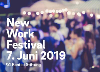 New Work Festival der Kontist Stiftung