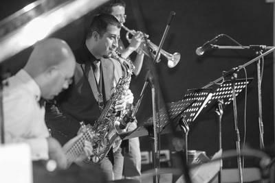 Arab Song Jam goes Mashriq feat. Omar Znkawan Band
