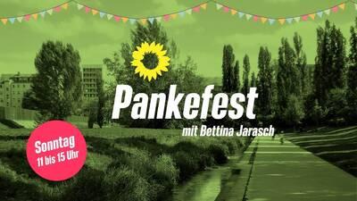 Grünes Pankefest mit Bettina Jarasch