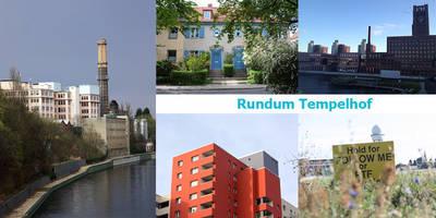 Lesung: Rundum Tempelhof