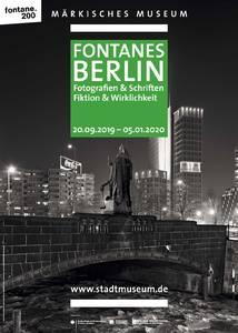 Fontanes Berlin - Ausstellungseröffnung