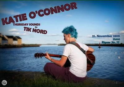 ThursdaySounds Konzert - Katie O'Connor