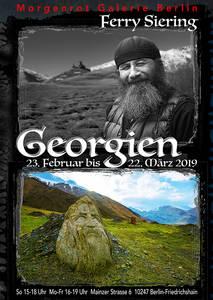 Georgien - Fotoausstellung in Friedrichshain