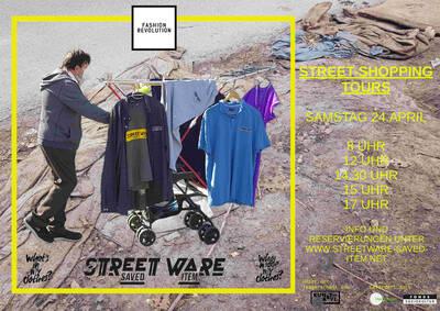 Street-Shopping Tours x Fashion Revolution Week