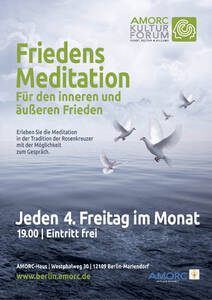 Friedensmeditation in der Tradition der Rosenkreuzer