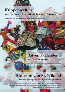 Ausstellung: Krippenwelten