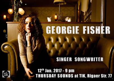 ThursdaySounds Konzert - Georgie Fisher