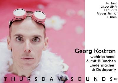ThursdaySounds Konzert - Georg Kostron
