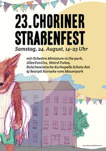 23. Choriner Strassenfest
