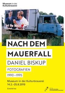 Ausstellungsbegleitung: Nach dem Mauerfall. Daniel Biskup. F...